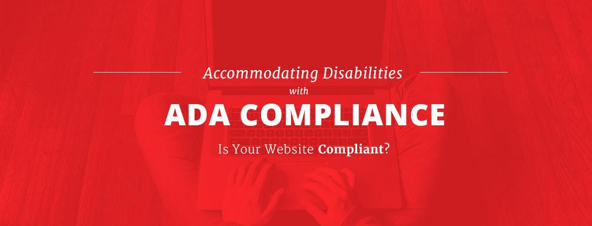 ADA Compliance Disabilities